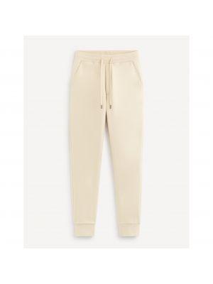Spodnie dresowe bawełniane Celio