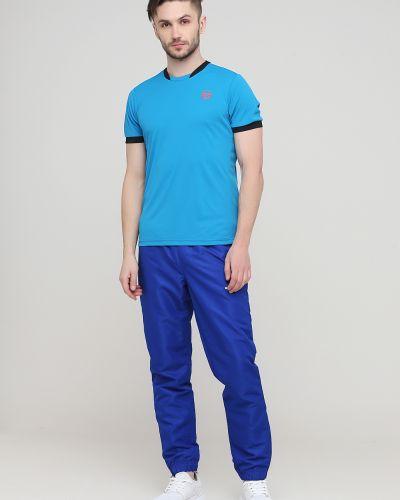 Спортивные брюки - синие Sergio Tacchini