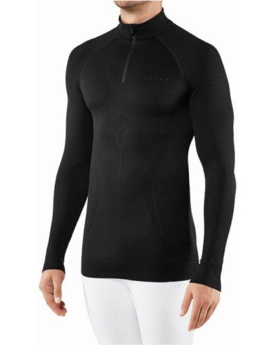 Czarna koszula Falke