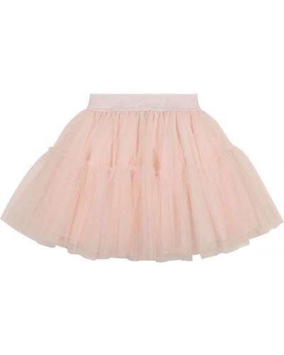 Różowa spódnica tiulowa Monnalisa