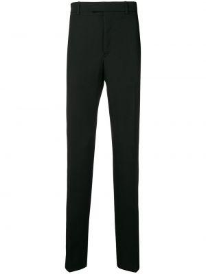 Klasyczne czarne spodnie klasyczne bawełniane Calvin Klein 205w39nyc