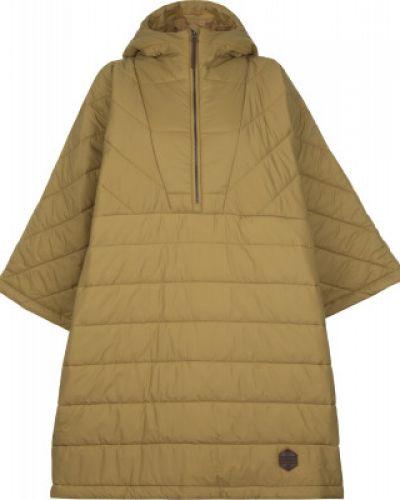 Утепленная желтая куртка на молнии Merrell