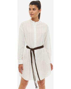 Платье платье-рубашка с длинными рукавами Replay