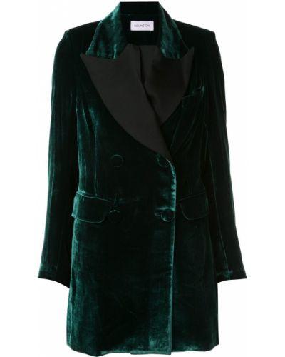 Удлиненный пиджак оверсайз с карманами 16arlington