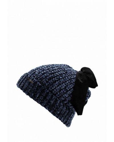 Синяя шапка осенняя River Island