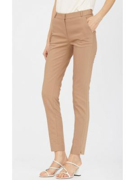 Бежевые брюки Calista
