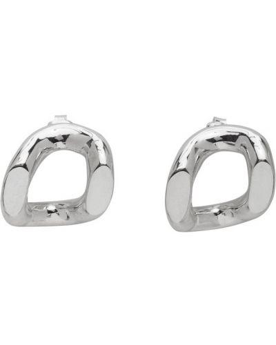 Kolczyki pierścionki kolczyki ze sztyftem z perłami Kwaidan Editions