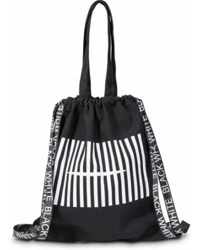 Спортивная сумка сумка-мешок черный Bonprix