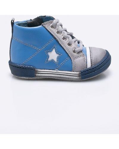 Синие туфли Kornecki