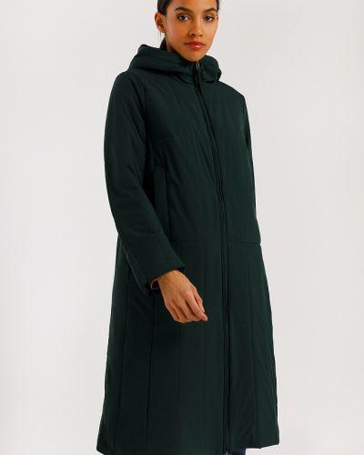 Пальто - зеленое Finn Flare