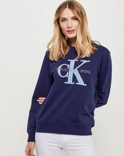 Синие джинсы Calvin Klein Jeans