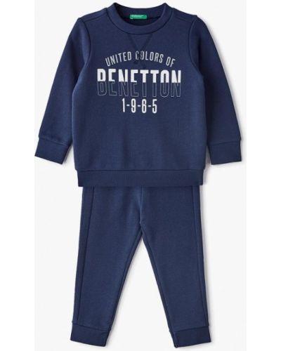 Синий спортивный костюм United Colors Of Benetton