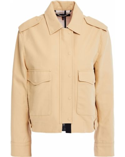 Ватная бежевая куртка с карманами Rag & Bone