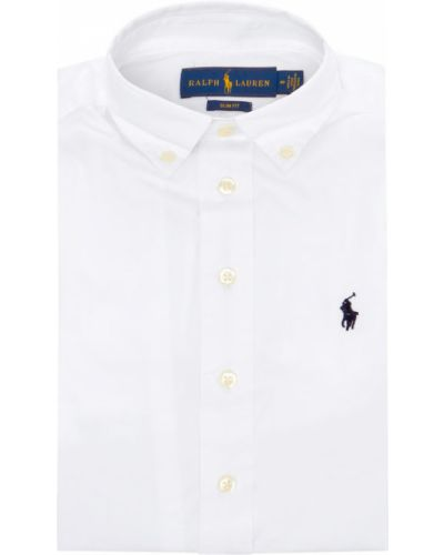 Koszula, biały Polo Ralph Lauren