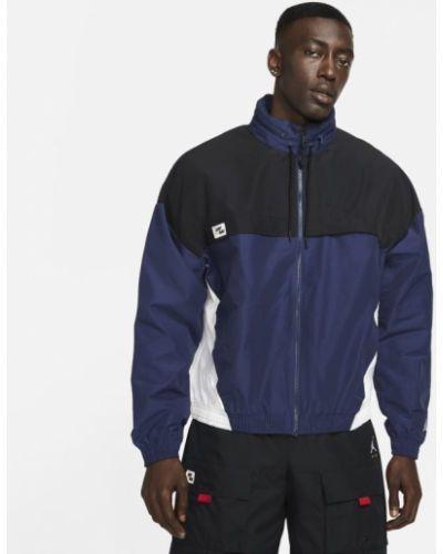 Niebieska kurtka casual Jordan