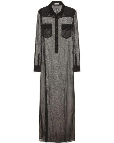 Платье макси Tomas Maier