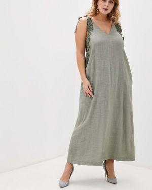 Платье платье-сарафан осеннее Love Vita
