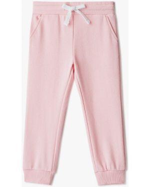 Розовые брюки Sela