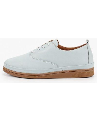 Кожаные ботинки Shoiberg