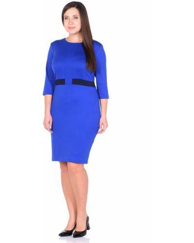 Вечернее платье футляр деловое Rosa Blanco