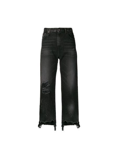Czarne mom jeans R13