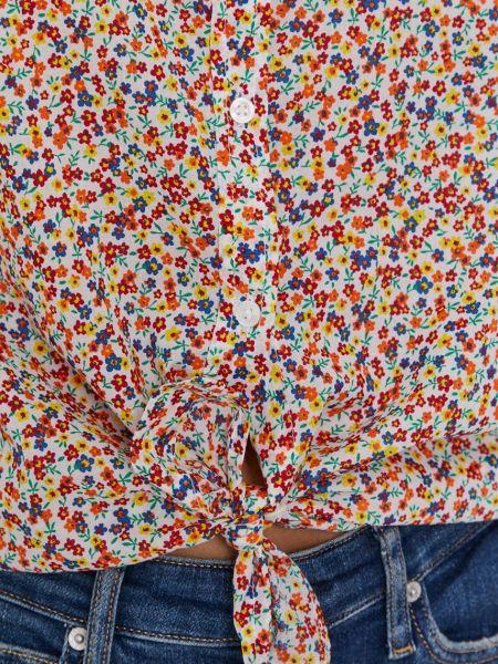 Хлопковая рубашка United Colors Of Benetton