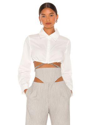 Biała koszula zapinane na guziki Atoir