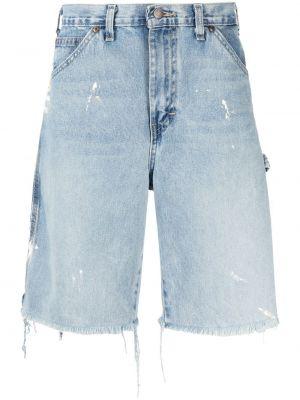 Niebieskie jeansy bawełniane Gallery Dept.