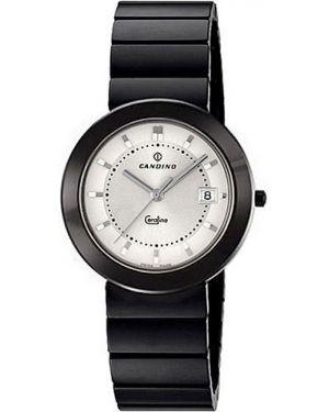 Кварцевые часы швейцарские керамические Candino