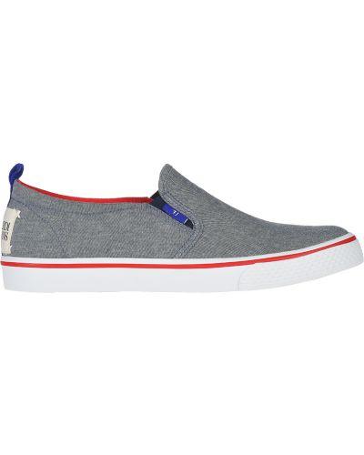 Слипоны спортивный Trussardi Jeans