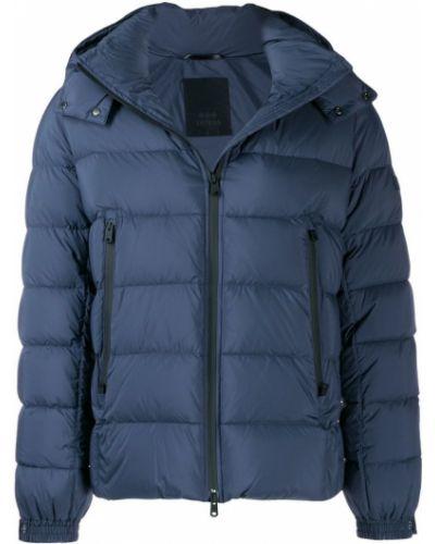 Куртка с капюшоном длинная на резинке Tatras