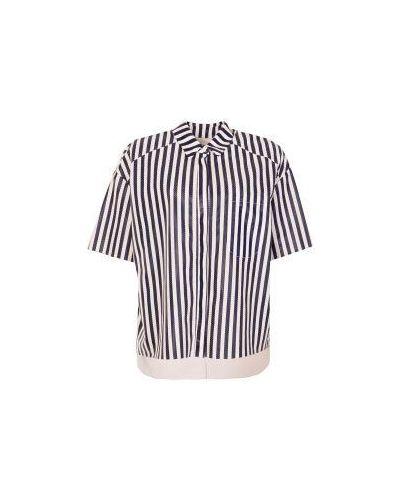 Рубашка в полоску повседневная Drome