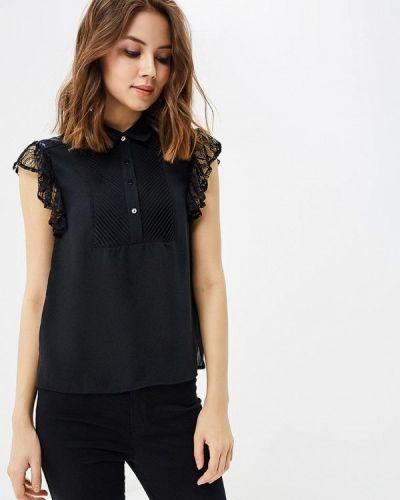 Блузка черная весенний Phard