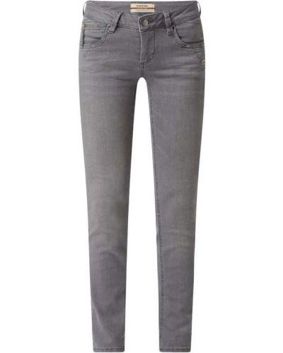 Mom jeans bawełniane Gang