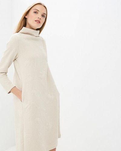 Платье весеннее бежевое Madam T