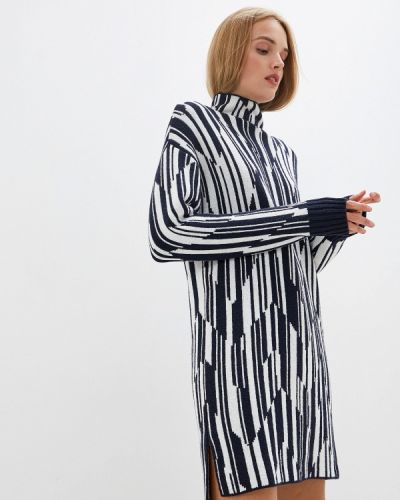 Платье вязаное спортивное Sportmax Code