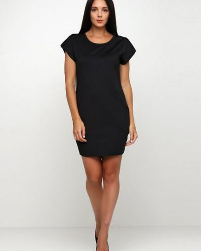 Городское черное платье Urban Classics