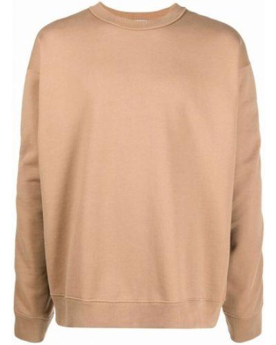 Beżowa bluza dresowa Ambush