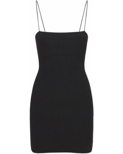 Czarna sukienka mini Bec & Bridge
