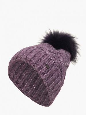 Фиолетовая шапка осенняя Labbra