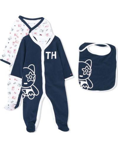 Piżama długo z długimi rękawami Tommy Hilfiger Junior