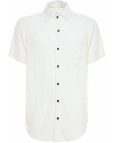Biała koszula The People Vs