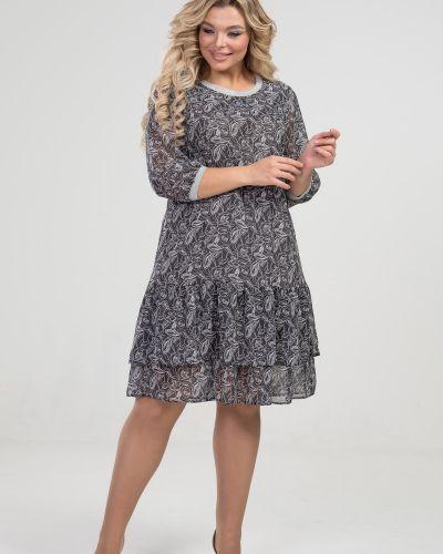 Шифоновое платье марита
