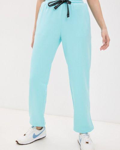 Бирюзовые спортивные брюки Danmaralex