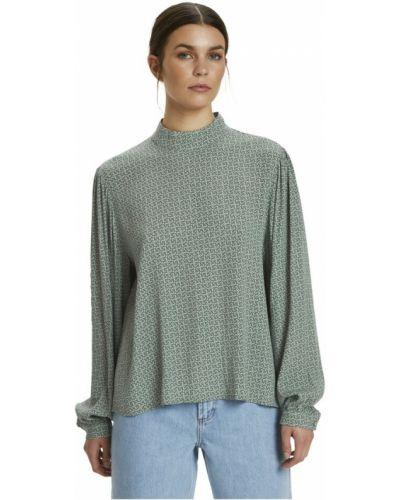 Zielona bluzka Gestuz