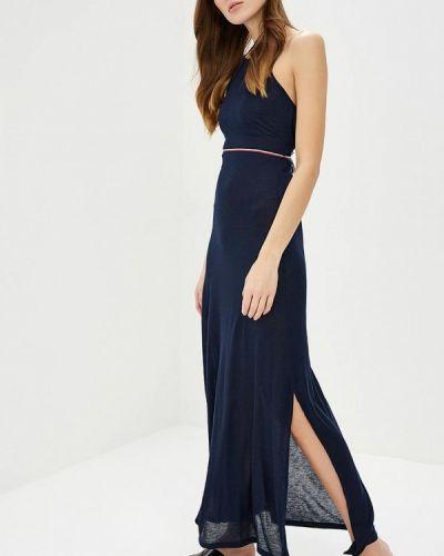 Синее пляжное платье Tommy Hilfiger