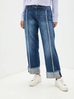 Синие джинсы осенние Q/s Designed By