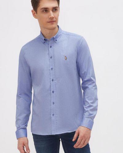 Рубашка - голубая U.s. Polo Assn.