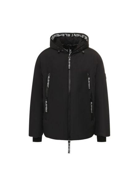 Нейлоновая облегченная куртка на молнии с манжетами Odri