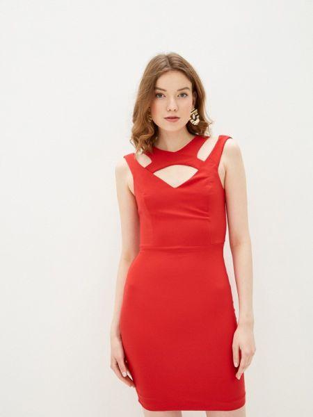 Красное платье Jimmy Sanders